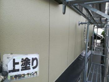 塗装 徳島 国府 外壁  スーパーセランフレックス