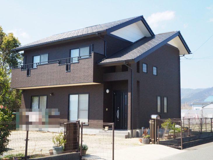 完工 住宅 塗装 徳島県 阿波市