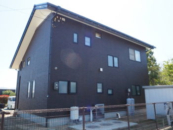 住宅 塗装 徳島県 阿波市 施工後