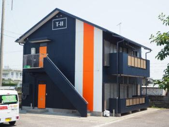 徳島県 完工 塗装 全体写真