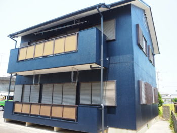 徳島県 塗装 全体 施工後