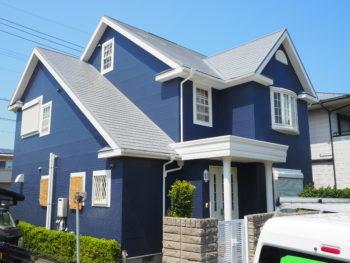 徳島県阿南市那賀川町の塗装施行事例 Y様邸