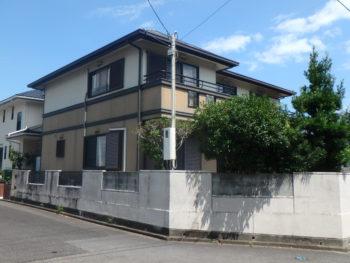 施工前 住宅 塗装 徳島県 上八万