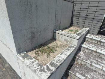 塀 劣化 徳島県 上八万