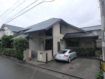 施工前 住宅 徳島 国府 塗装