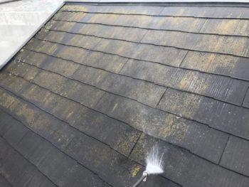 徳島県 アパート 洗浄 屋根