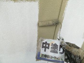 スーパーセランフレックス 塗装 徳島 国府 外壁