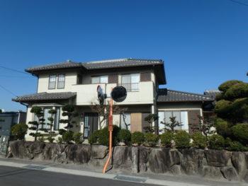 徳島県 吉野川市 住宅 全体 施工前