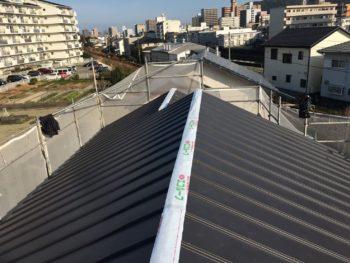 屋根 屋根材 張替え 徳島県