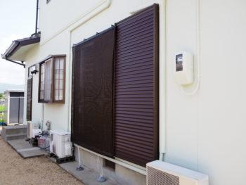 施工後 外壁 白 徳島県 吉野川市
