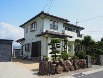 施工後 側面 全体 徳島県 吉野川市