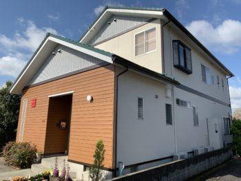 徳島県阿南市羽ノ浦町 外壁塗装 屋根塗替え