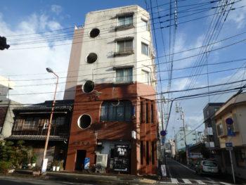 施工前 徳島県 徳島市 正面 ビル