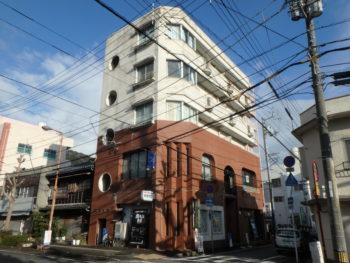 徳島県 徳島市 ビル 施工前 側面