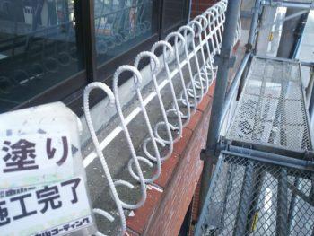 塗装 柵 徳島県