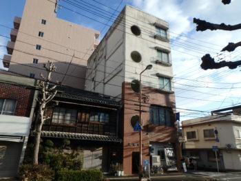 施工前 側面 徳島県 徳島市 ビル