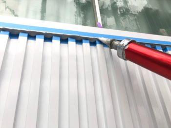 シーリング ガルバリウム鋼板 マンション 徳島県