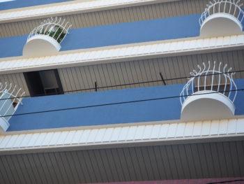 徳島県 徳島市 外壁 ベランダ 施工後