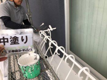 徳島県 塗装 柵