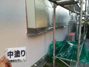 外壁 塗装後 徳島県 国府