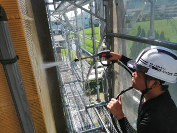 外壁 洗浄 徳島県 阿南市
