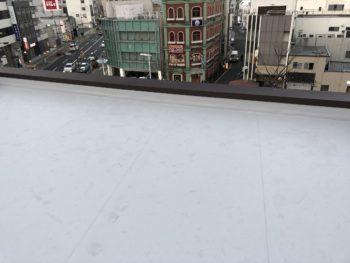 施工後 屋上 店舗 徳島県