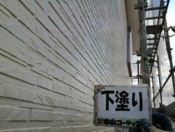 外壁 塗装 下塗り 徳島 上八万