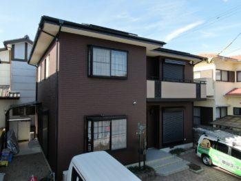 徳島県鳴門市 屋根 外壁塗装 施工例 T様