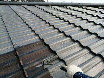 屋根 塗装 下塗り 徳島県