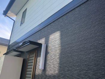 施工後 外壁 帯 徳島県