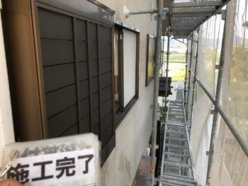 洗浄 窓 雨戸 徳島県 国府町