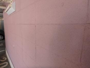 施工後 壁面 徳島県 八万