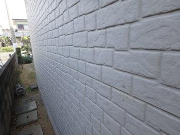 施工前 増築 外壁 徳島県 石井町