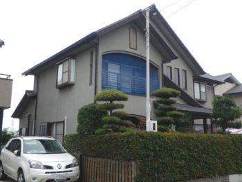 施工前 側面 全体 徳島県 国府町