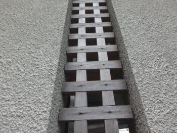 施工前 木部 劣化 徳島県 国府町