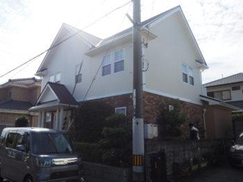 施工後 側面 全体 徳島県 石井町