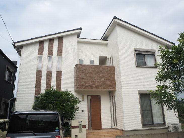 施工後 正面 全体 徳島県 上八万町