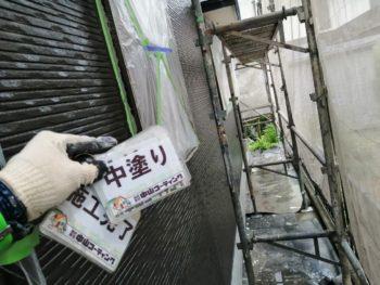外壁 塗装後 徳島県