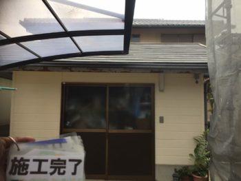 洗浄 外壁 離れ 徳島県 石井町