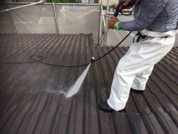 洗浄 屋根 汚れ 徳島県