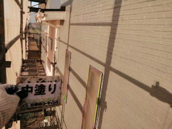 外壁 塗装後 徳島 上八万