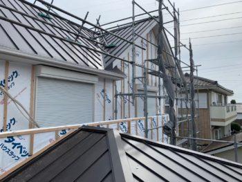 外壁 張り替え 胴縁 徳島県 石井町
