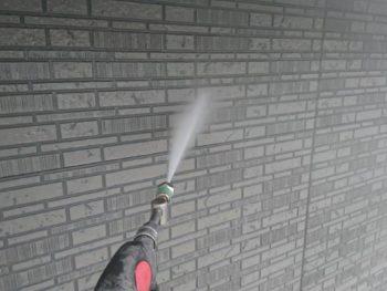 徳島 石井 洗浄 外壁 目地