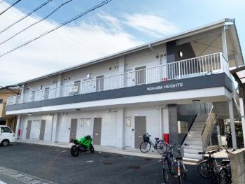 徳島でアパート マンションの塗装事なら中山コーティング
