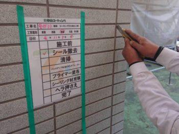 徳島県 北沖洲 コーキング 撤去