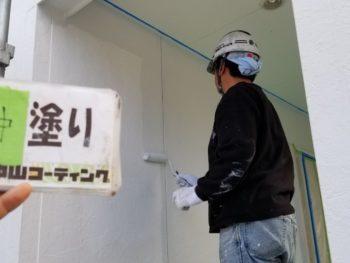 徳島県 川内町 外壁塗装