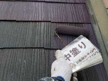 徳島県 板野町 屋根 塗装