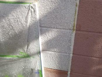 徳島県 大麻町 外壁 補修 リシン