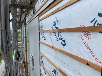 徳島県 松茂町 外壁 張り替え サイディング