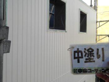 徳島県 新浜本町 外壁塗装後